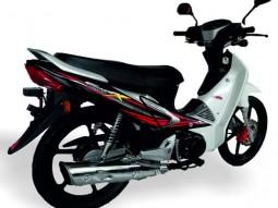ΜTG MOTORS SUPER X 125 cc